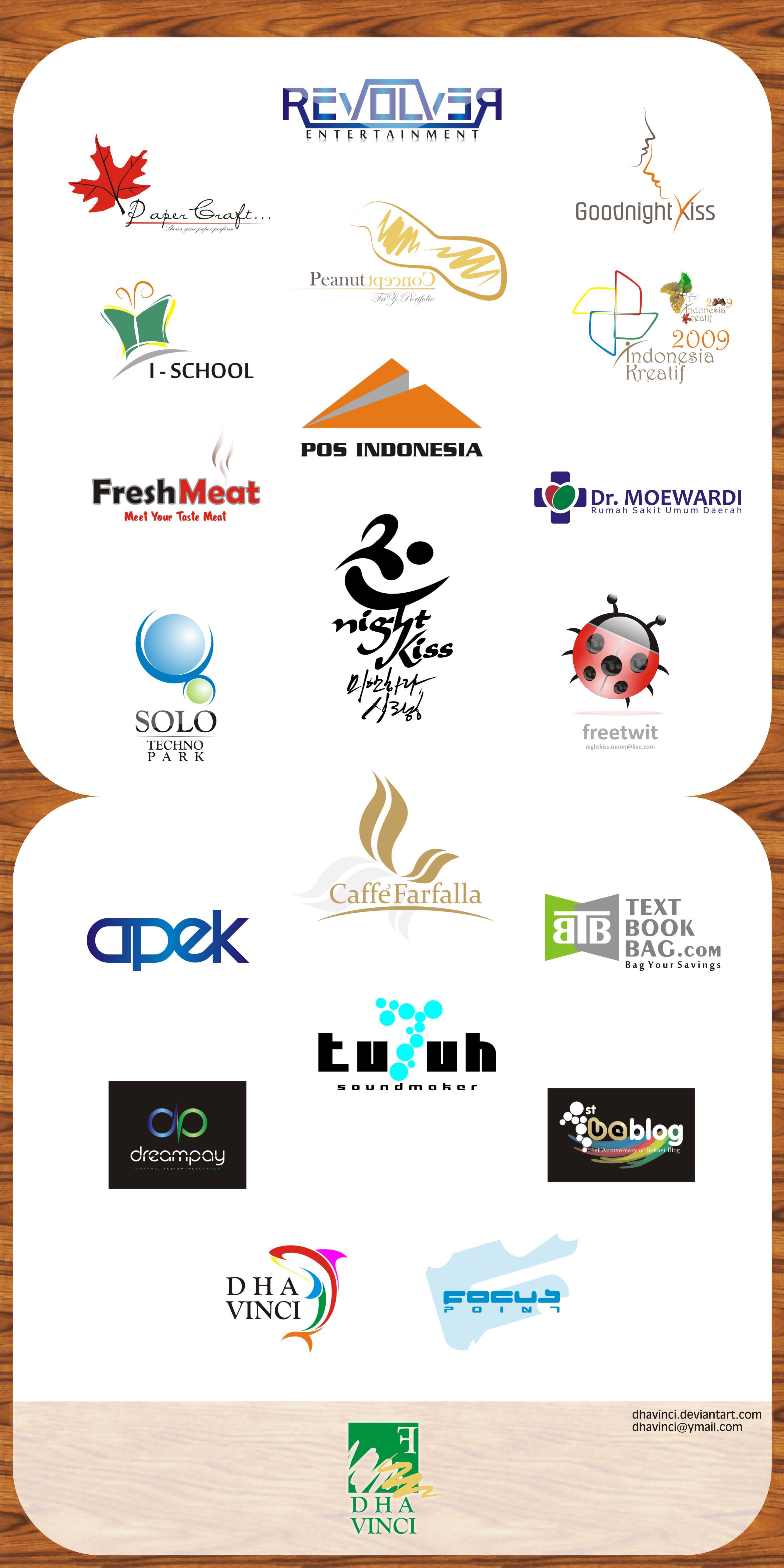 Contoh Desain Logo Hotel Bali Bursadesain Com